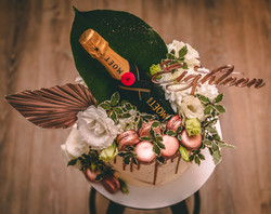 eighteen cake