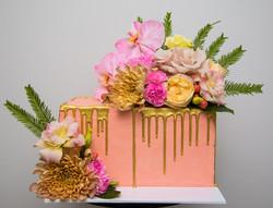 Wonderwall Christening Cake