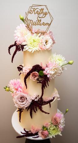 3 tier Sydney Cake