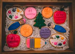 Teachers Cookie Gift Set