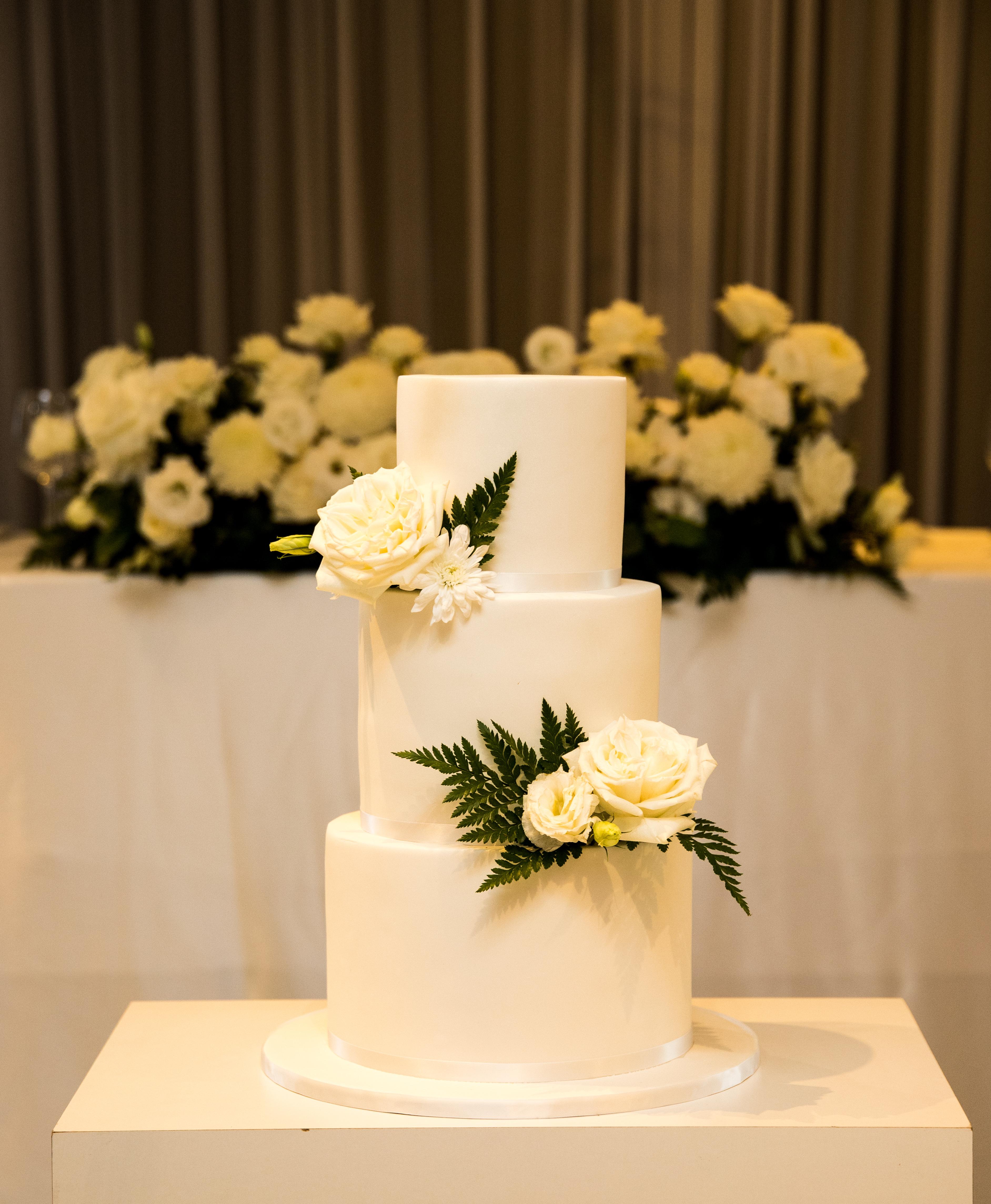 Sydney 3 tier Wedding cake