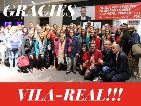 Gràcies, Vila-real!
