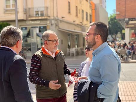 Eixim al carrer: el 28-A, vota PSOE!!