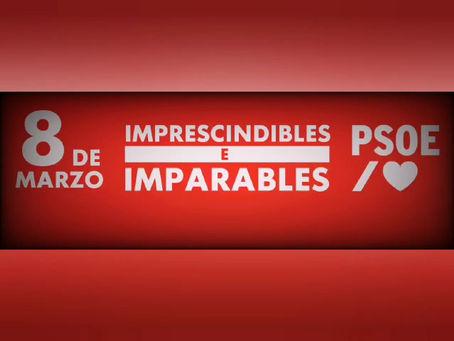 #8M: Imprescindibles. Imparables