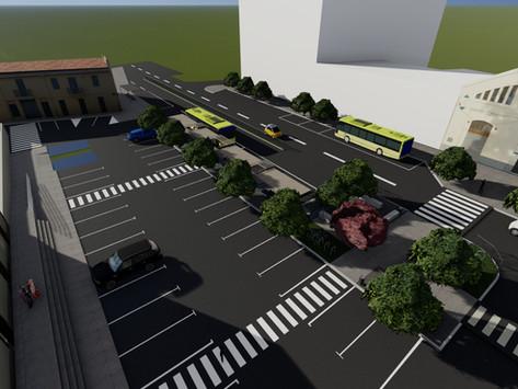 Un intercanviador del segle XXI per a una mobilitat urbana sostenible