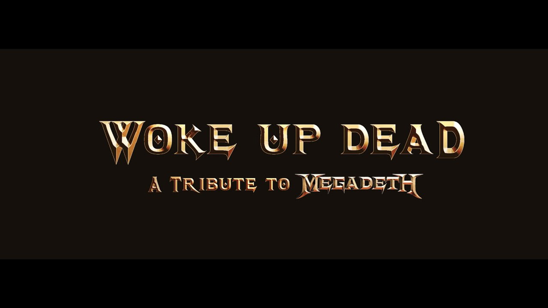 Woke Up Dead - A Tribute to Megadeth