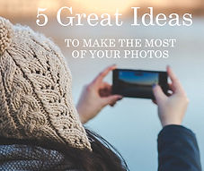 5 great ideas to make the most of your p
