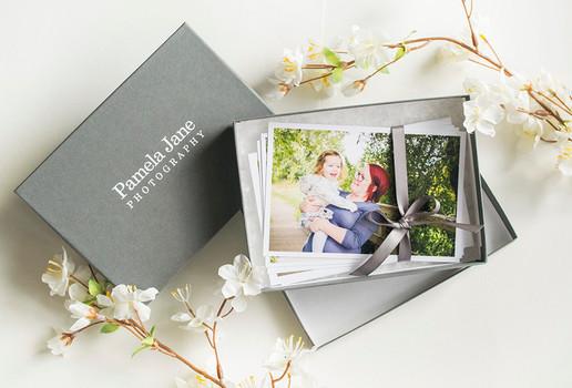 Print Sets and Presentation Box - Pamela