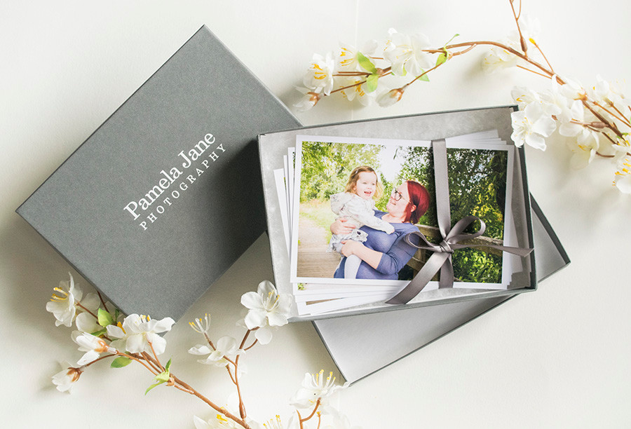 Print Sets and Presentation Box - Pamela