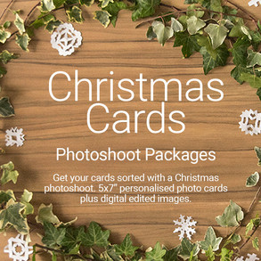Your Christmas Card worries are over...