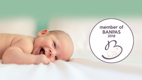 I'm a BANPAS member - helping you get the best baby photoshoot experience, safely.