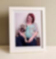 Framed picture- pregnancy.jpg