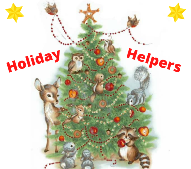 Holiday Helper Contest