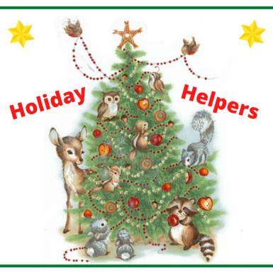 Holiday Helper Contest