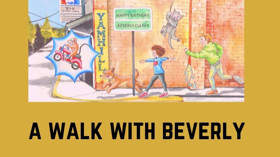 A Walk With Beverly!