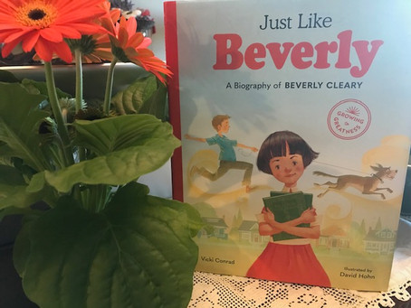 Just Like Beverly: Biography Beverly Cleary