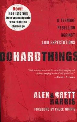 Do Hard Things!