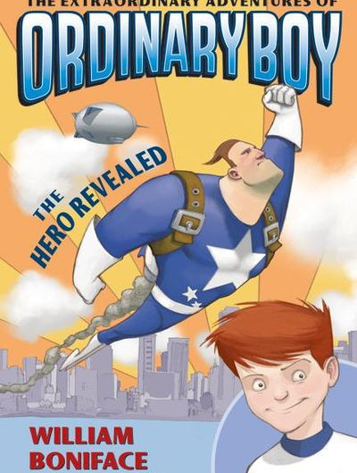 Funny Super Hero With Ordinary Talents