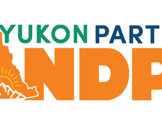Yukon Party and Yukon NDP to Merge as Part of Whole-Of-Opposition Collaborative Approach