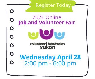 2021 Online Job & Volunteer Fair!