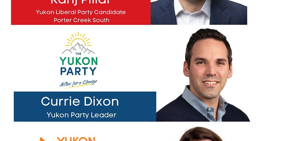 Yukon Leaders' Debate  Business & the Economy