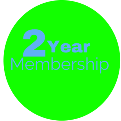 Two Year Membership
