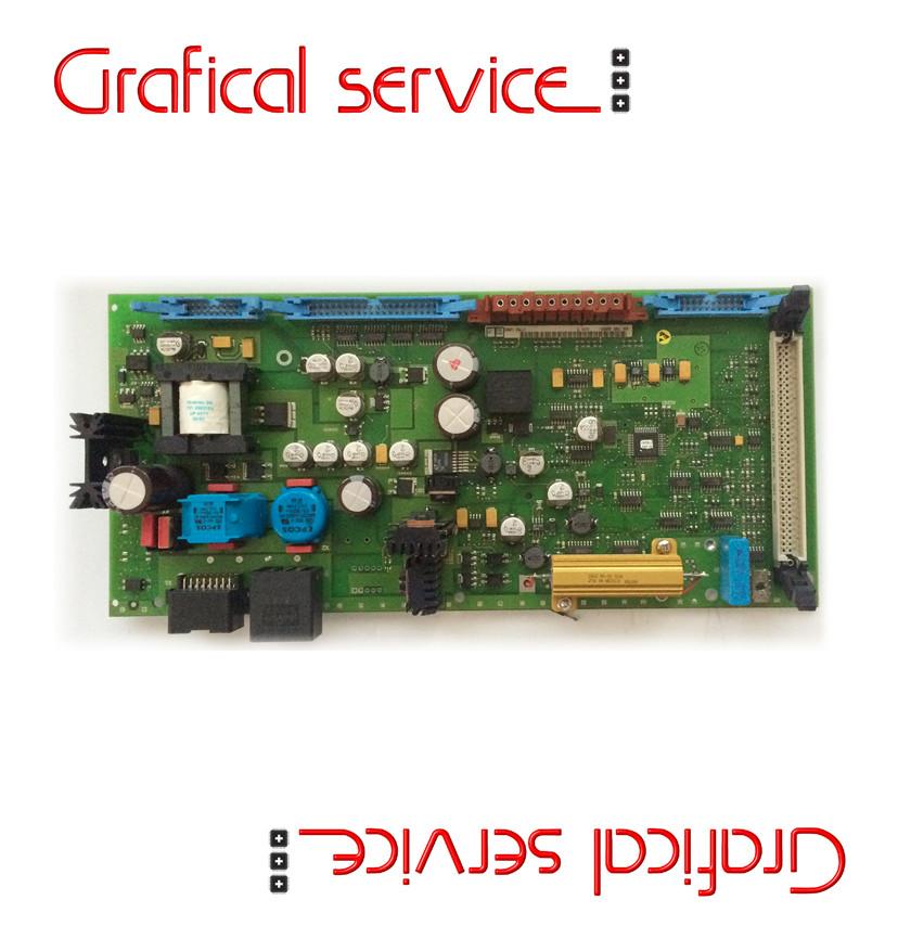 Scheda elettronica HEIDELBERG UVM3-00.785.0809
