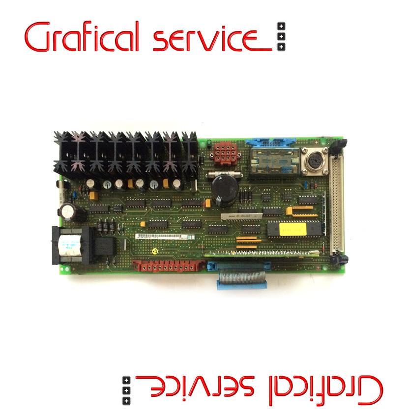 Scheda elettronica HEIDELBERG UVM4-00.785.0357