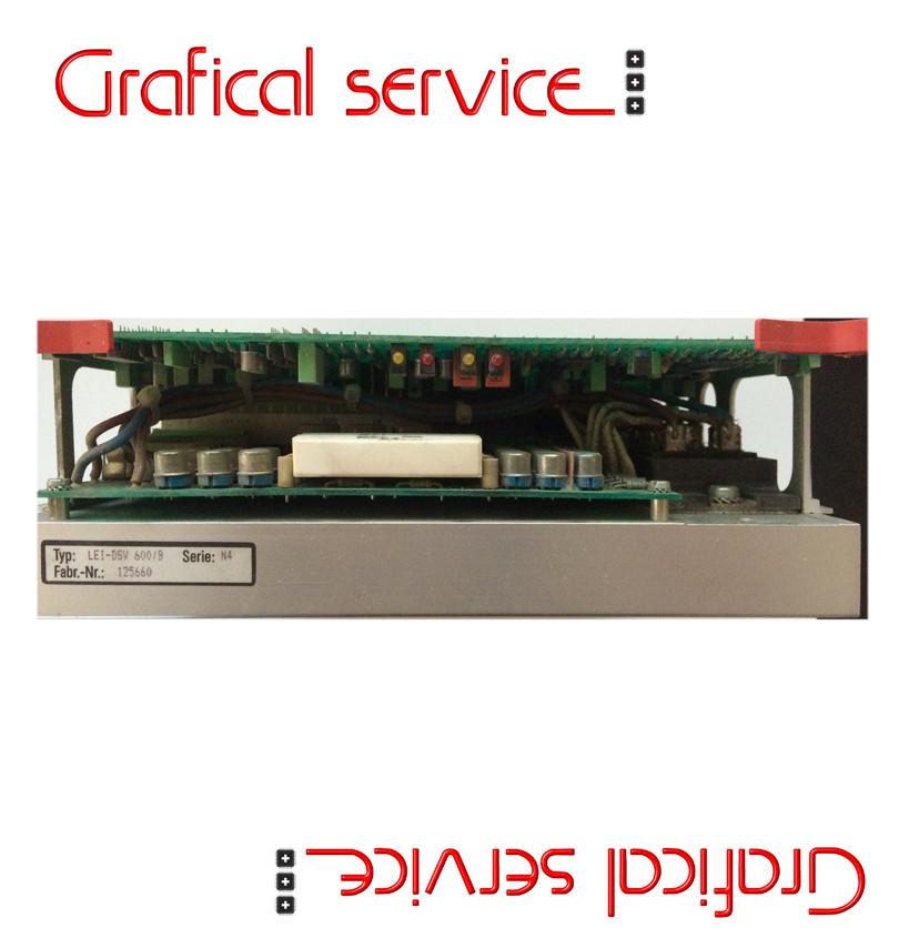 Scheda elettronica HEIDELBERG LTK500 N4