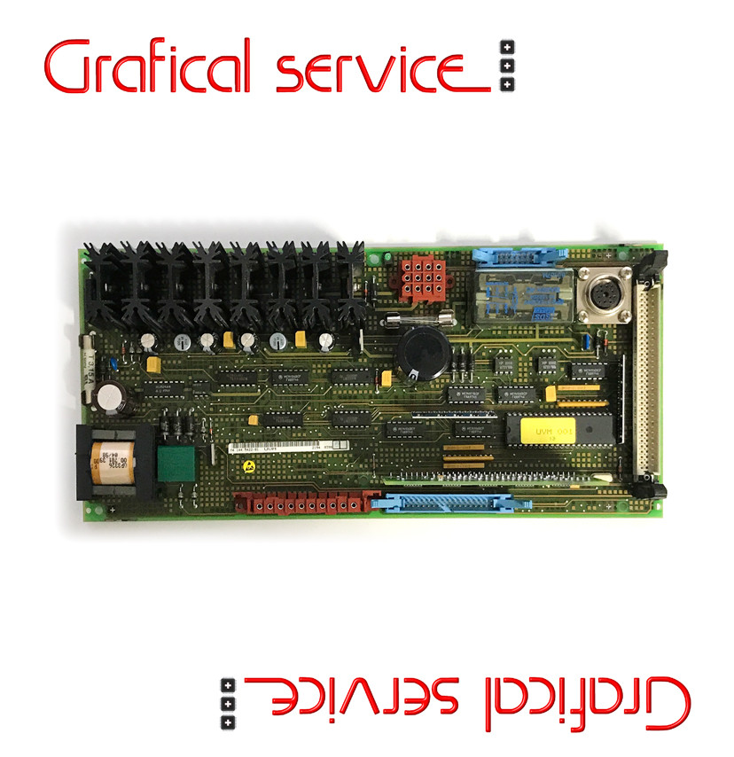 Scheda elettronica HEIDELBERG UVM-M4.144.5422