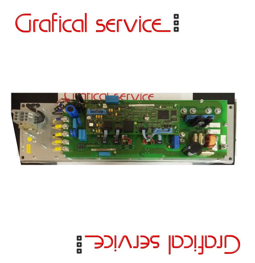 Scheda elettronica HEIDELBERG DSCM380