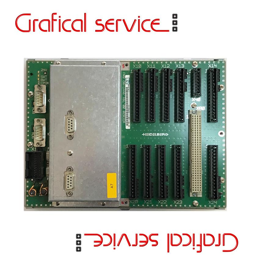 Scheda elettronica HEIDELBERG DIPM2C-00.785.1120