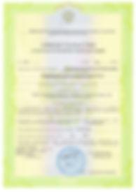 Государственная аккредитация Бала-Сити
