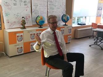 Питер Мехисто в гостях у Бала-Сити