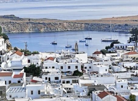 Lindos village...                The jewel of Rhodes island