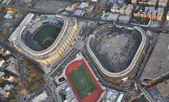 Yankee Stadiums I & II