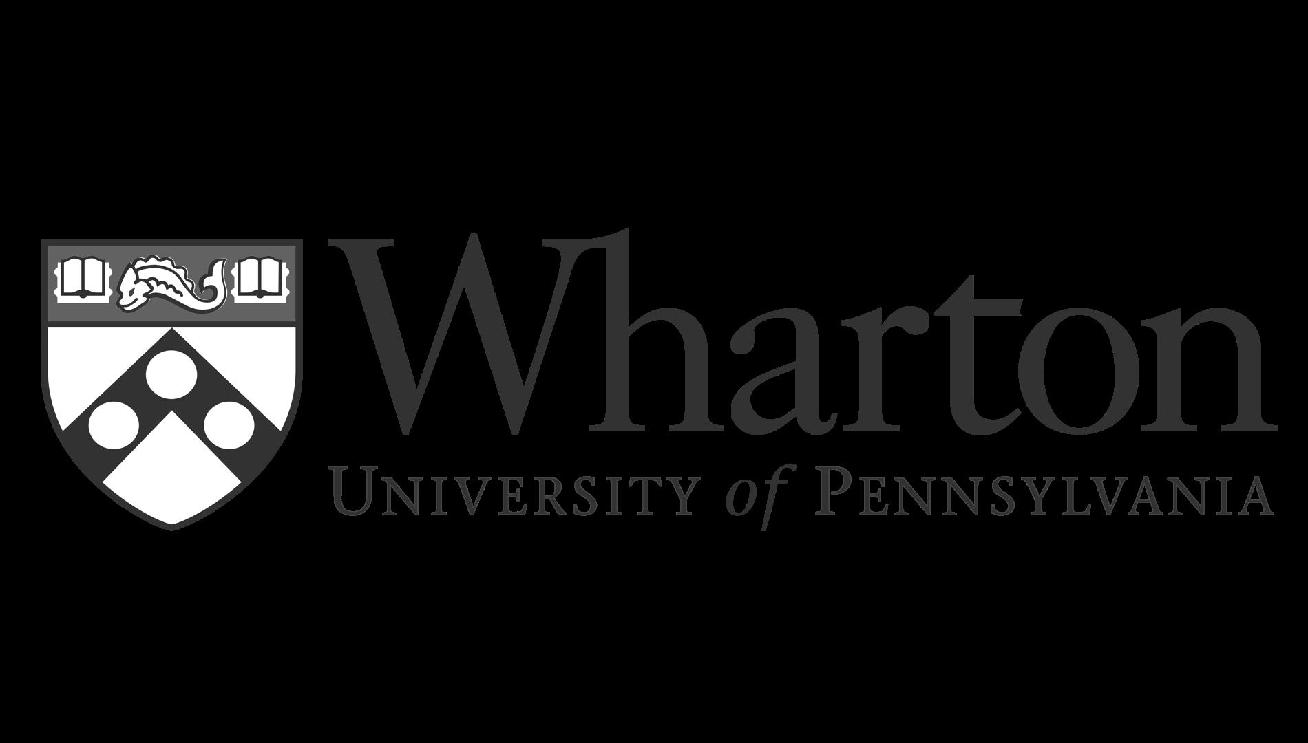wharton-logo-bw