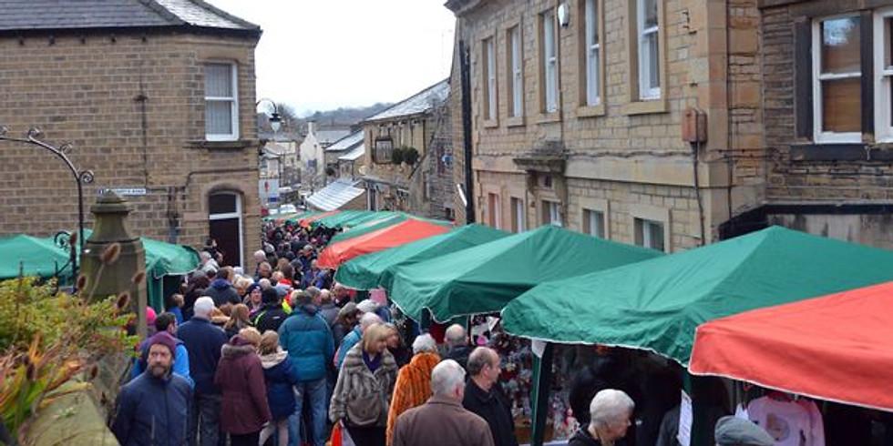 Honley Christmas Market