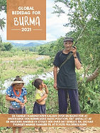 Bededag for Burma hæfte