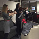Violin Duo at Lafayette General