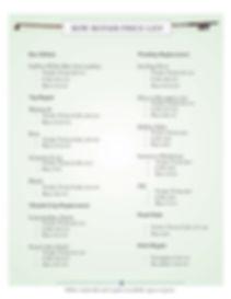 Arco Music Bow Repair Price list