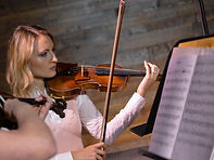 Violinist for hire