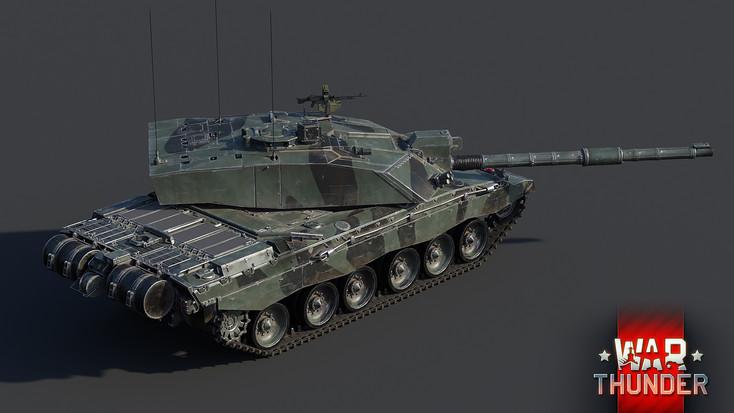 War Thunder'ı modern savaşa daha da yaklaştıracak olması beklenen 1.87 güncellemesinineli kulağında.