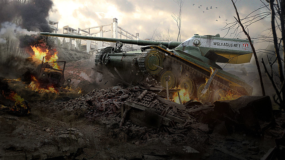 World of Tanks AMX 13 57 tankı Türkçe inceleme. World of Tanks Premium Tank İncelemesi