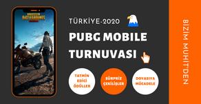 PUBG Mobile Türkiye Turnuvası 2020-PUBG Mobile Türkiye Discord