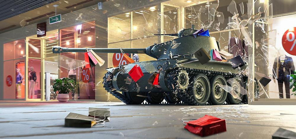 World of Tanks'de Büyük İndirim Başladı