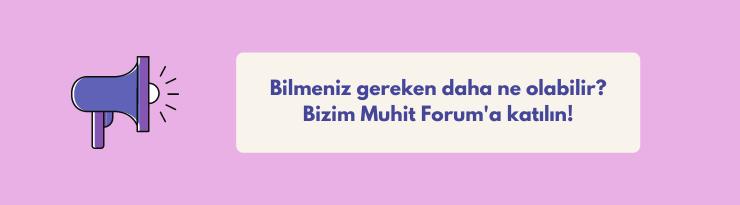 Bizim Muhit Topluluk Forumu