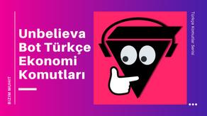 Unbelieva Bot Türkçe komut açıklamaları ve kullanım örneklerini rehberimizle sayesinde rahatlıkla anlayabileceksiniz.