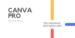 Canva Pro ile Wix Websiteleri İçin Etkileyici Tasarımlar Oluşturun