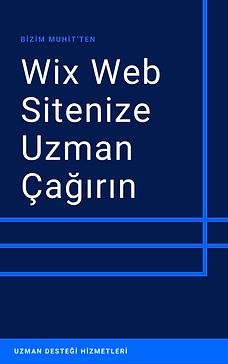 Wix Sitesine Uzman Partner Nasıl Davet Edilir?